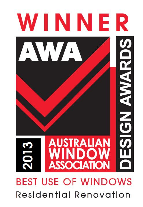 AWA Design Award - 2013 Res Renovation