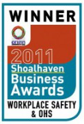 SBC Workplace Safety Award 2011