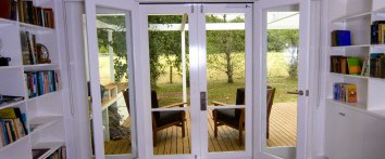 Timber French Door & Timber Windows and Doors - Hanlon Windows Australia